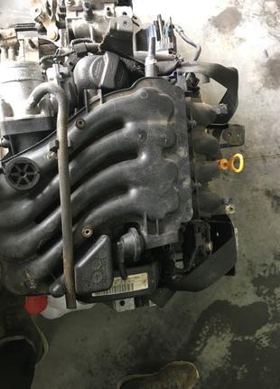 Мотор 1.6 AKL двигун 1.6 АКЛ Skoda tour Golf IV