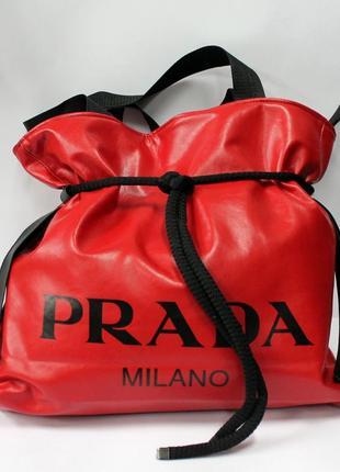 Сумка, сумка женская, красная сумка, эко кожа