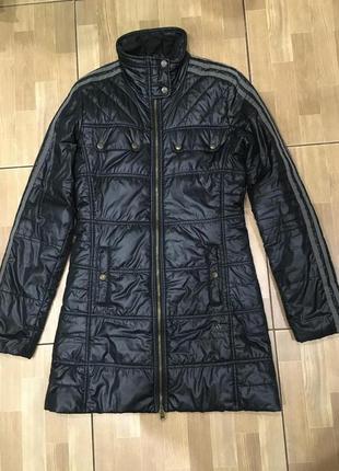 Пальто куртка демисезонная adidas р-р.34 (s)