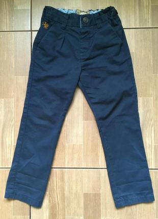 Брюки джинсы  next на 2-3 года