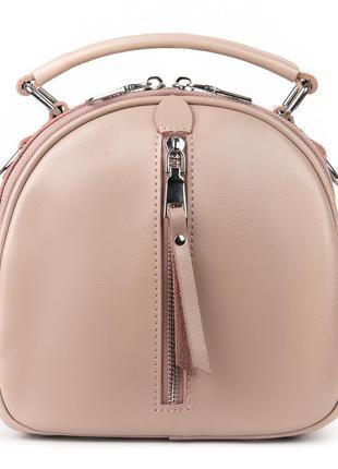 Женская кожаная сумка из натуральной кожи жіноча шкіряна на пл...