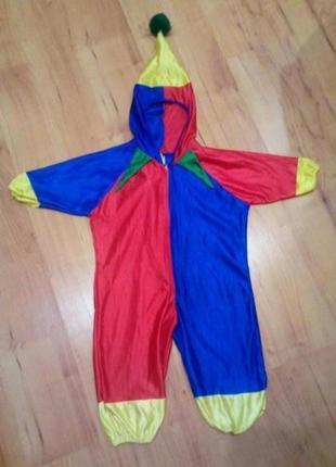 """Карнавальный костюм """"маленький клоун"""" новый год"""