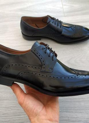 Броги, туфли Sensor