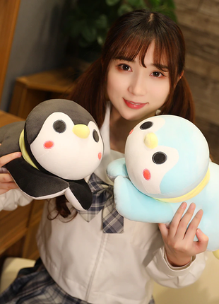 Плюшевый пингвин 35см/мягкая игрушка/пингвинчик