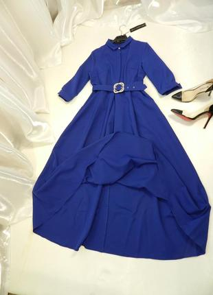 ⛔✅ очень красивое пышное платье как для офиса так и на выход