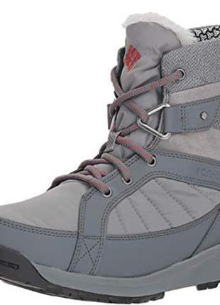 Columbia meadows omni-heat 3d - зимние ботинки