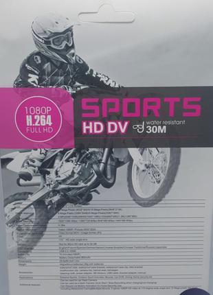 Экшн Камера Sport X6000-11 HD