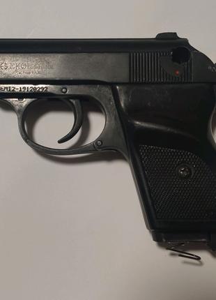 Mp 654k. Пневматический пистолет