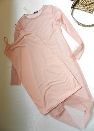 Топ ⛔✅ платье сетка