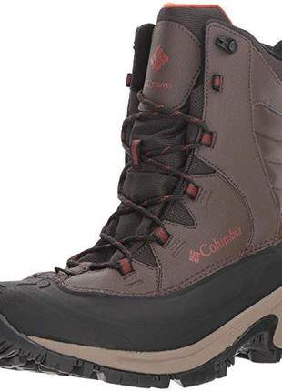Зимние кожаные мужские ботинки columbia men´s bugaboot boot,ор...