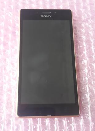 Дисплейный модуль Sony D2403, D2406 78P7550003N