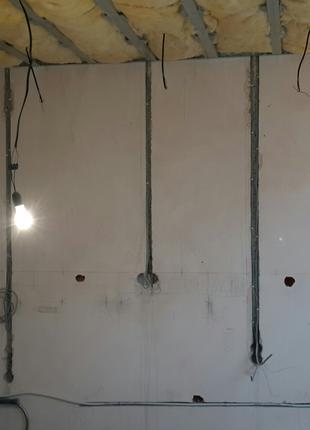 Монтаж и замена выключателя ,управление освещением с разных мест.