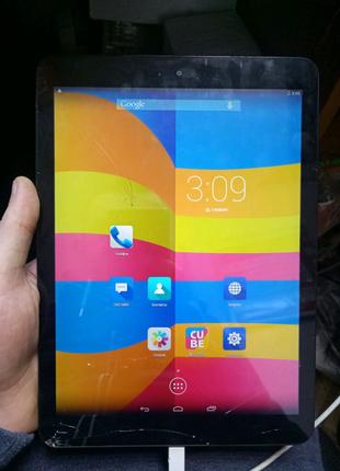 Cube Mytab U65GT планшет на запчасти или под восстановление