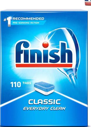 Таблетки для посудомоечных машин Finish Classic 100 шт
