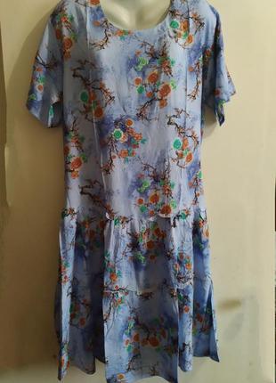 Лёгкое, летнее платье