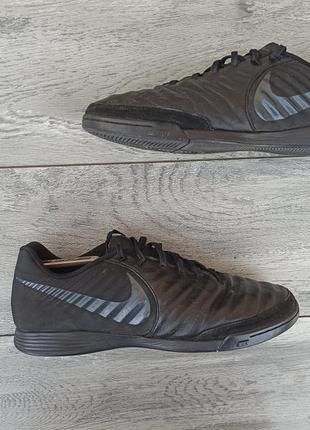 Nike tiempo мужские футбольные кроссовки футзалки оригинал