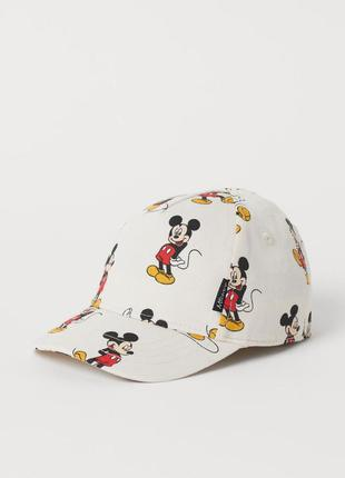 Кепка h&m mickey mouse