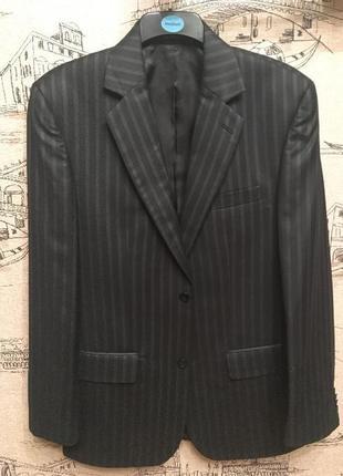 Новый мужской пиджак 52-54 (костюм)