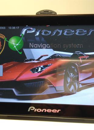 GPS навигатор Pioneer HD с картами Украины и Европы (IGO,Navitel)