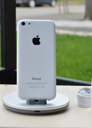 IPhone 5c 16GB Neverlock White Оригинал с Гарантией Доставка