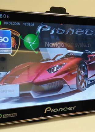 Навигатор Pioneer HD с картами Украины и Европы 2021г!