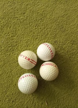 Мячи для игры в гольф