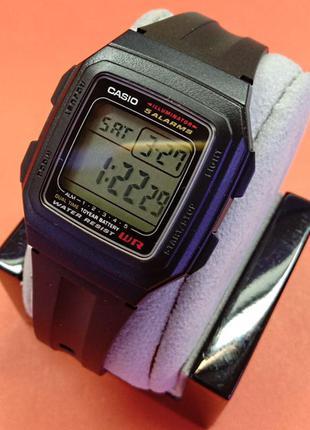 Часы casio f-201wa-1aeg