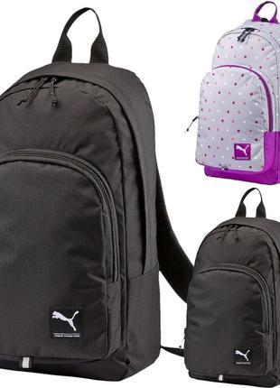 Рюкзак PUMA Academy Backpack Black Оригинал Городской спортивный