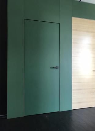 Двери скрытого монтажа