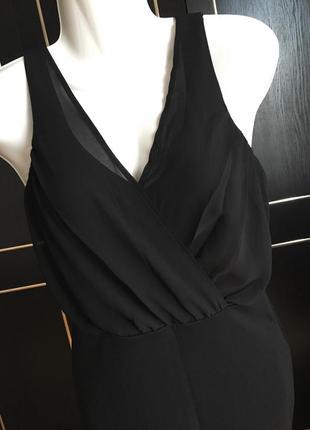 Платье, черное платье, женское, недорого, классика, базовое