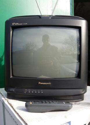 Телевизор цветной Panasonic (model: TC-14L10R2)