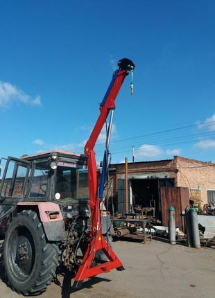 Подъемник навесной тракторный Козак-2000