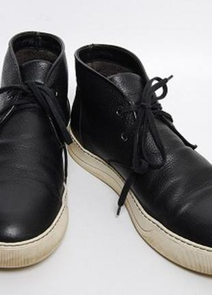 Ботинки lanvin,оригинал