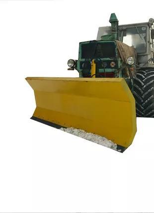 Отвал снегоуборочный к трактору Т-150