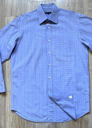 Мужская хлопковая рубашка burberry