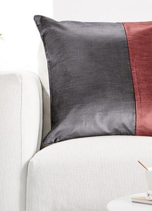 Декоративная наволочка для подушки 50-50 см, tchibo, германия,...