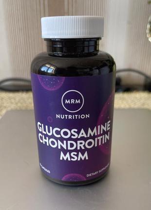Хондроитин Глюкозамин МСМ для суставов