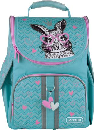 Рюкзак Kite Education каркасный Cute Bunny K21-501S-4