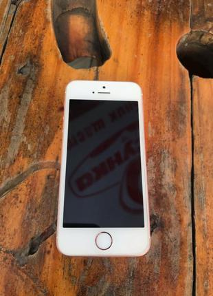 IPhone SE, 16 gb rose gold