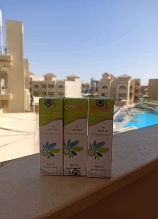 OREX  спрей от боли в горле. Египет