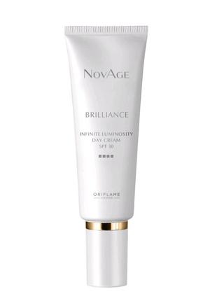 Дневной крем против пигментации Novage Brilliance Infinite Lumino