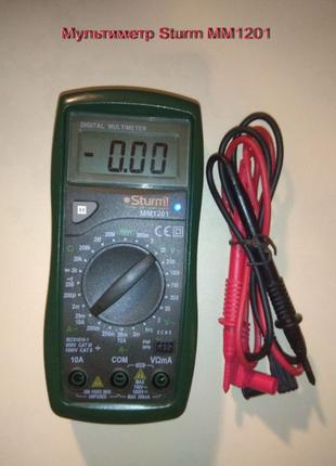 Мультиметр Sturm MM1201