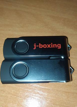 Флешка 32гб Jboxing J-Boxing Флэшка 32 Гб Флеш-Память Черная