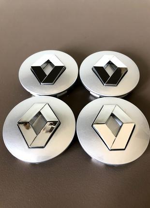 Колпачки заглушки для дисков Renault Рено 57mm