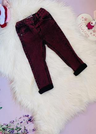 Красивые джинсы next мальчику 1-1.5 года