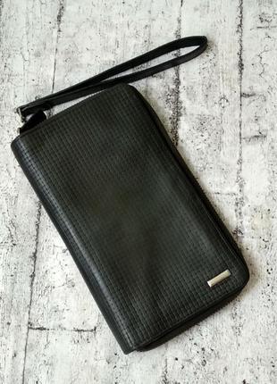 Кожаный кошелек/портмоне rittoni