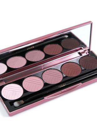Палетка теней для век dose of colors eyeshadow palette marvelo...