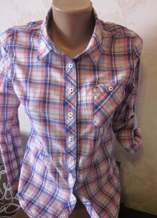 Рубашка tommy hilfiger 2 в 1  размер  xs-s