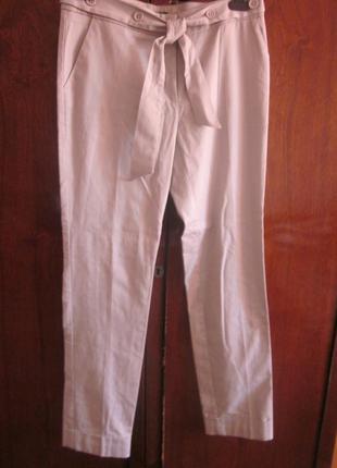 Классные летние брюки warehouse размер s