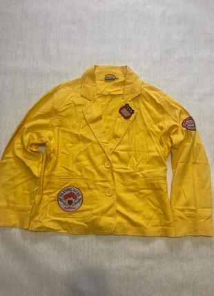 Пиджак куртка pescara женский